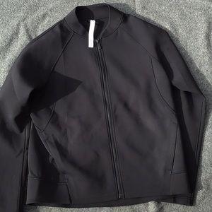 lululemon Embrace the space track jacket sz 10